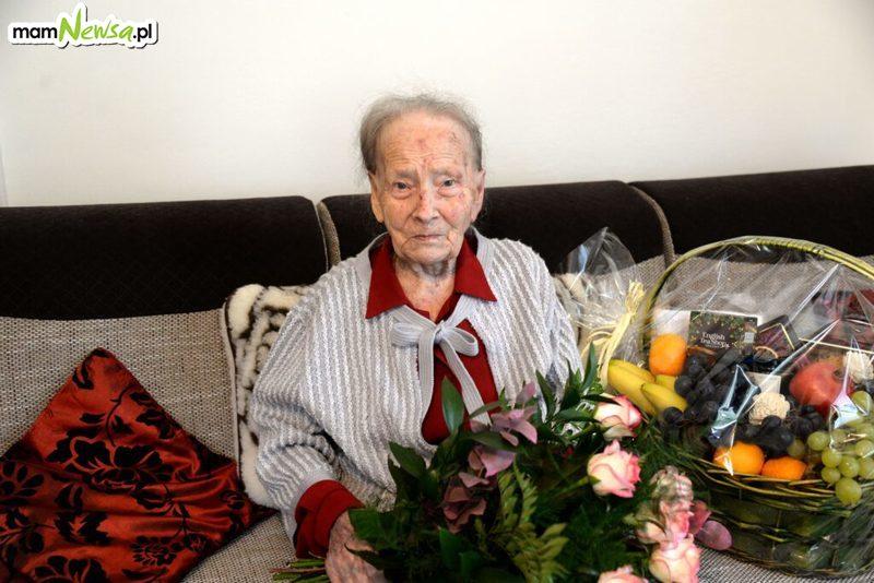 Pani Helena dołączyła do grona 100-latków