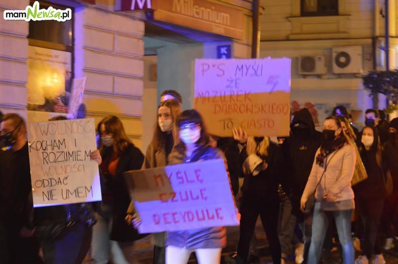 Druga odsłona protestów w  Wadowicach