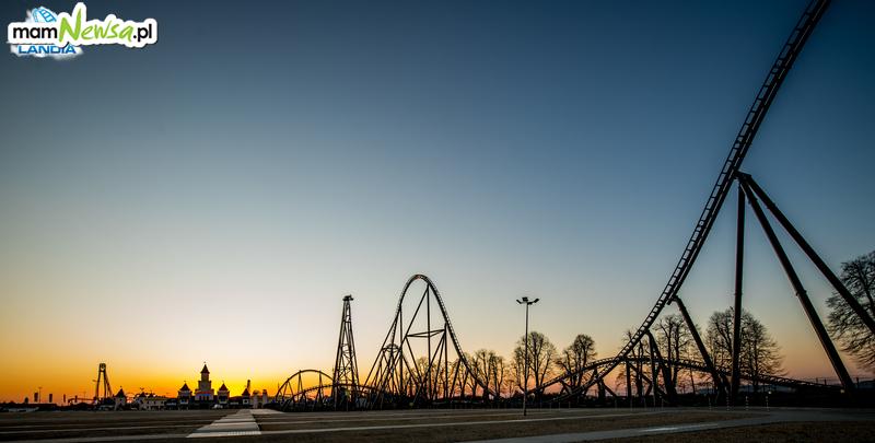 Roller coastery z Energylandii nagrodzone w prestiżowym konkursie