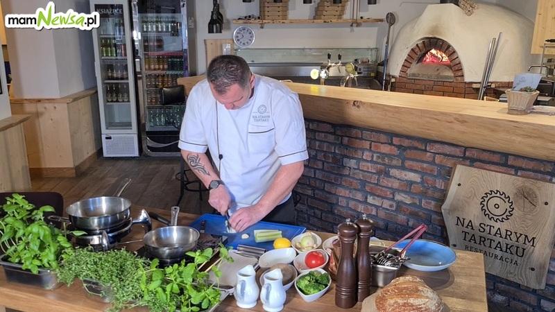 Restauracja Na Starym Tartaku w Andrychowie. Nowości [VIDEO]