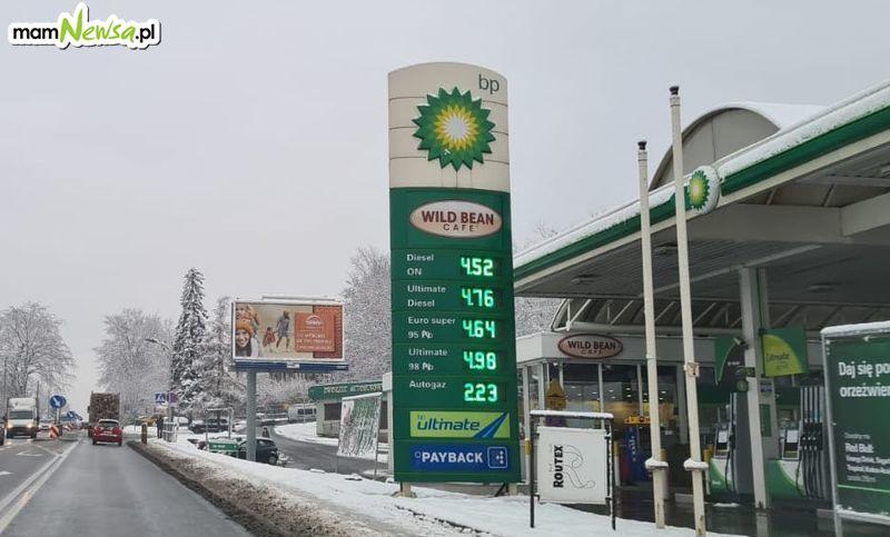 Sprawdzamy gdzie najtańsze paliwo w Andrychowie [FOTO]