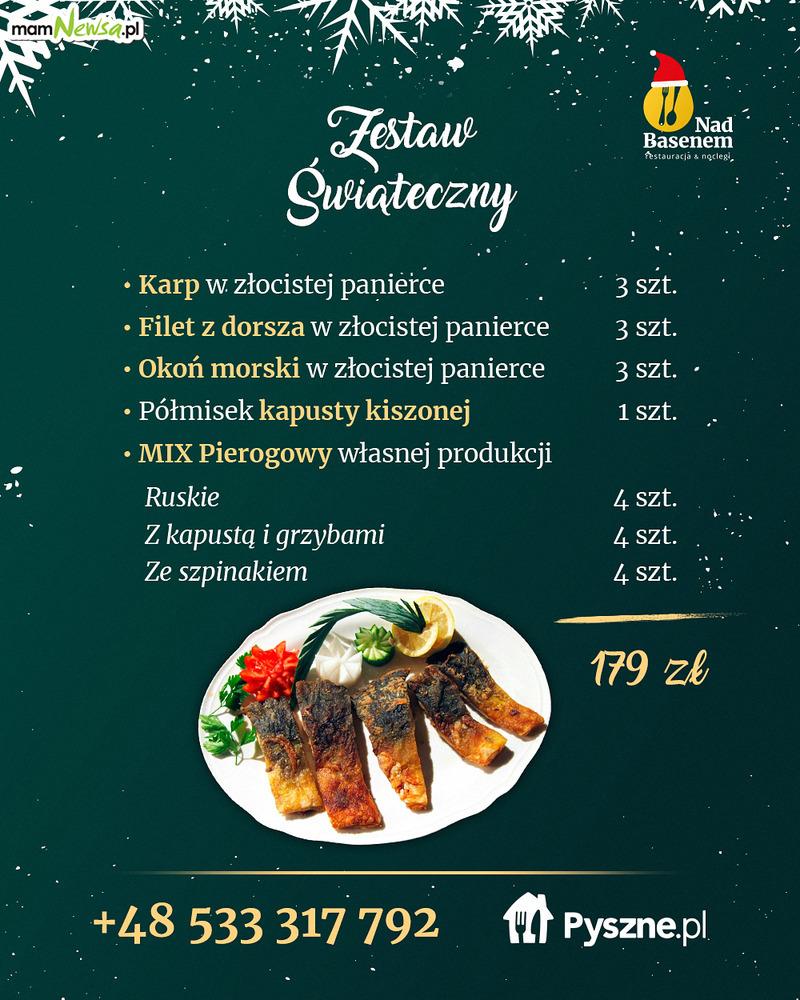 Zamów Zestaw Świąteczny w restauracji