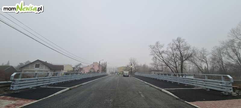 Most na Beskidzkiej już gotowy. Czeka na decyzję