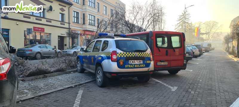 Straż Miejska z Andrychowa popędzi teraz na sygnale