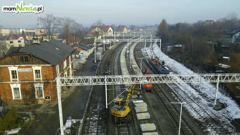 Od soboty wracają pociągi, trwają ostatnie prace