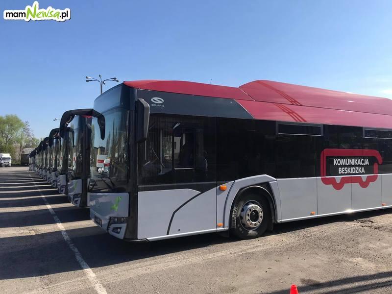 Nowe numery autobusów w Kętach i Andrychowie. Od stycznia rewolucja