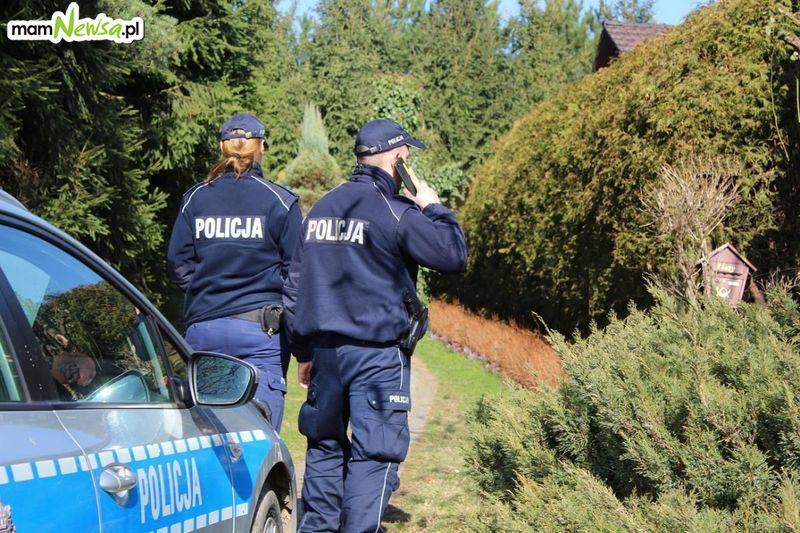 Jak pandemia zmieniła pracę policjantów? 39 funkcjonariuszy zakażonych [VIDEO]