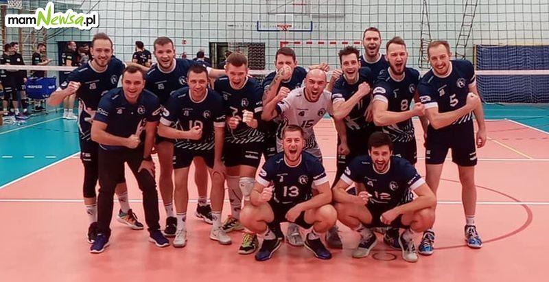 MKS Andrychów wskoczył na fotel lidera II ligi