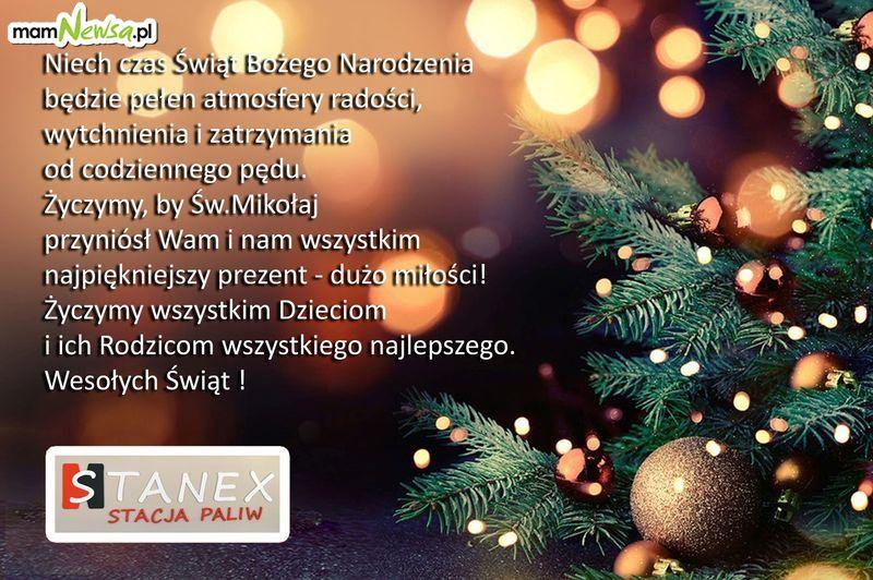 Życzenia od firm STANMAR, Stanex, Marti Travel, Fill, Nowostyl, Dobry Cieśla, Dziedzic Ogrodnictwo