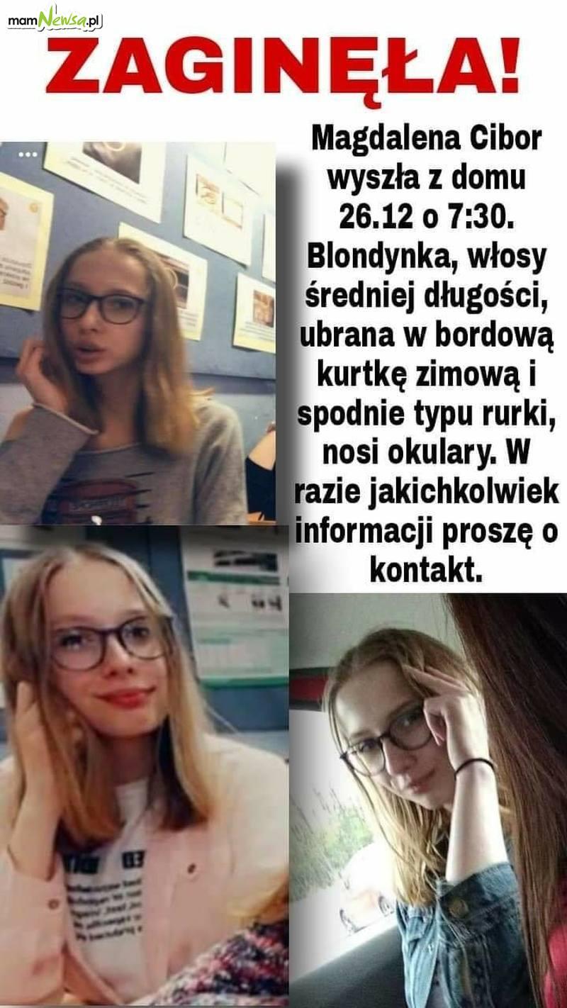 Policja poszukuje 15-letniej mieszkanki gminy Andrychów