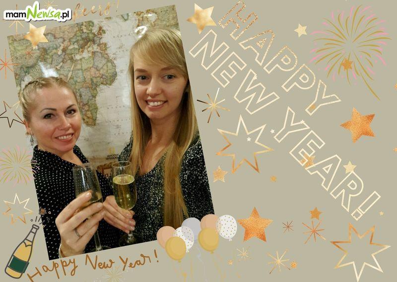 Życzenia noworoczne od biura podróży HERODOT z Wadowic