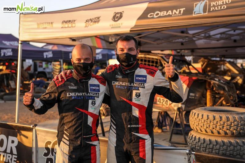 Coraz lepsze wyniki ekipy Energylandii na Rajdzie Dakar