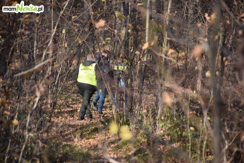 Policja nadal szuka świadków głośnych zdarzeń na Pańskiej Górze