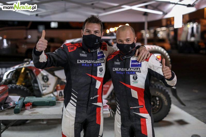 Dakar na półmetku, Energylandia Rally Team z sukcesami!