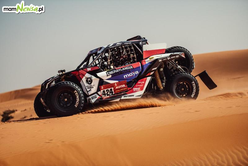 Załogi Energylandia Rally Team w pierwszej dziesiątce na 7. etapie Rajdu Dakar!