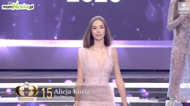 Alicja Kucia została WiceMiss Polski Nastolatek 2020 [FOTO]