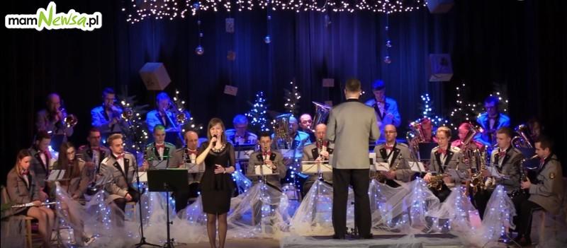 Noworoczny koncert orkiestry dętej z Andrychowa [VIDEO]