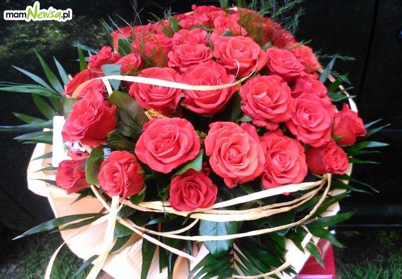 Kwiaciarnia w TESCO w Andrychowie zaprasza w Walentynki