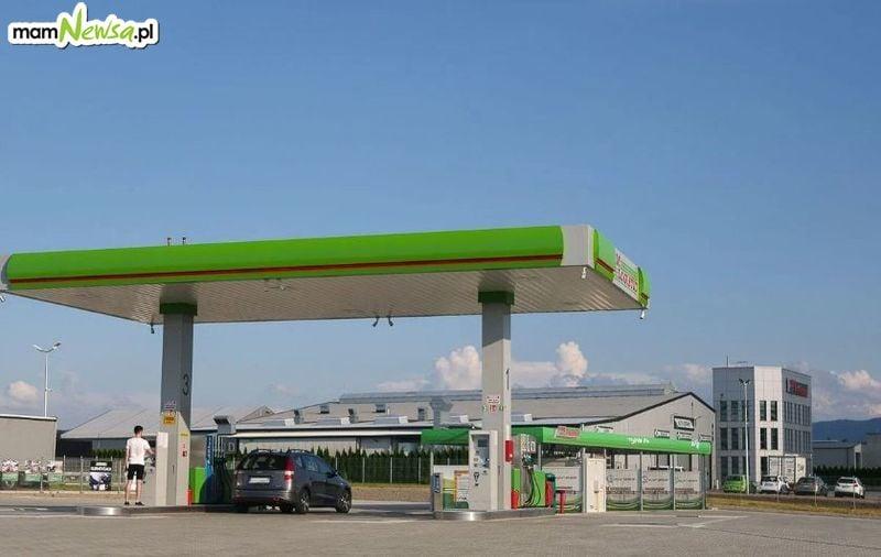 Stacja paliw SM LOGISTIC. Sprawdź aktualne ceny