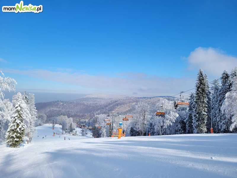 Zima w Rzykach na nowo się rozkręca [VIDEO]