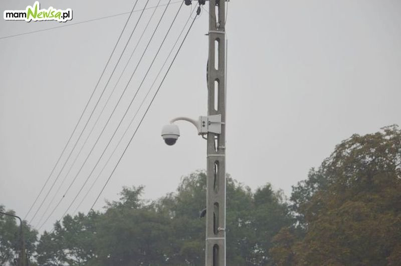 120 kamer na ulicach i dron do sprawdzania kominów w Wadowicach
