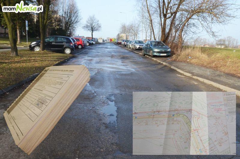 Ulica Długa w Targanicach w przebudowie. Dobre wieści dla mieszkańców ul. Lenartowicza w Andrychowie
