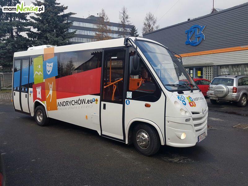 Jest już dostępna aplikacja z rozkładami jazdy autobusów w Andrychowie
