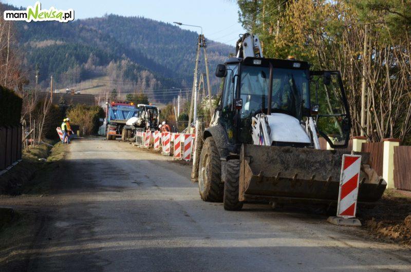 Długa zamknięta na czas remontu, kierowcy muszą korzystać z objazdów
