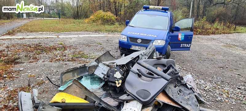 Przetarg na samochód dla Straży Miejskiej unieważniony. Pojawiły się wątpliwości...
