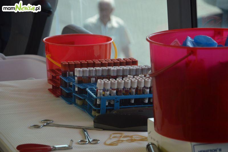Druga w tym roku akcja krwiodawstwa w Andrychowie