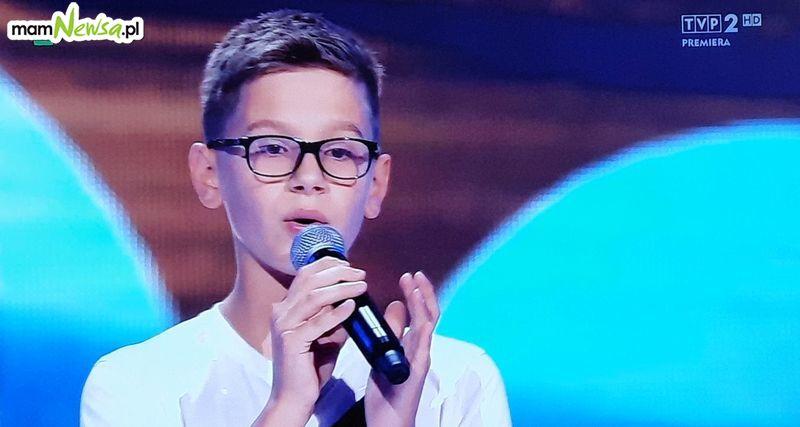 Szymon z Roczyn zadebiutował w The Voice Kids 4 [FOTO] [AKTUALIZACJA]