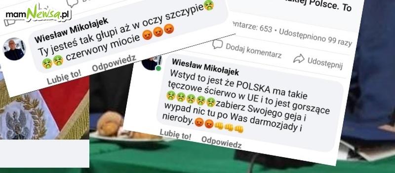 Radio Kraków o hejcie radnego Rady Miejskiej w Andrychowie