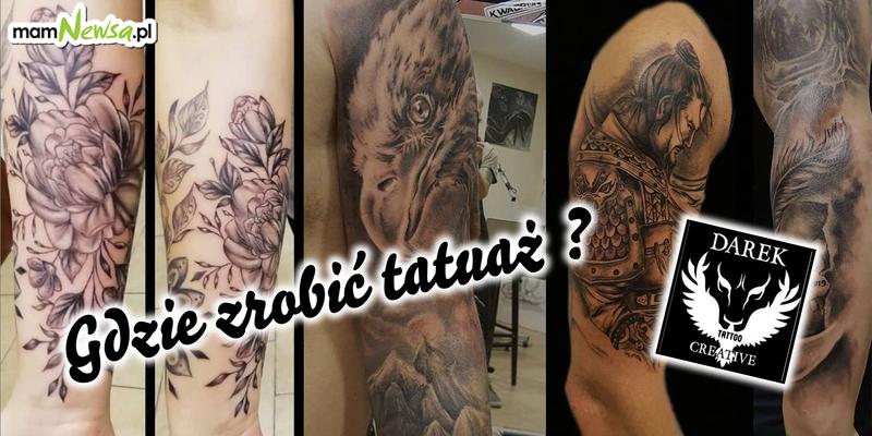 Nie wiesz gdzie zrobić tatuaż? Tatuaże Andrychów