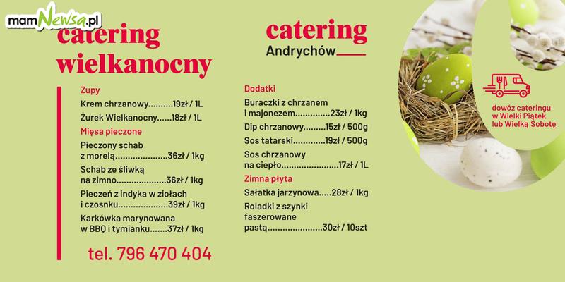 Wielkanoc z Cateringiem Andrychów
