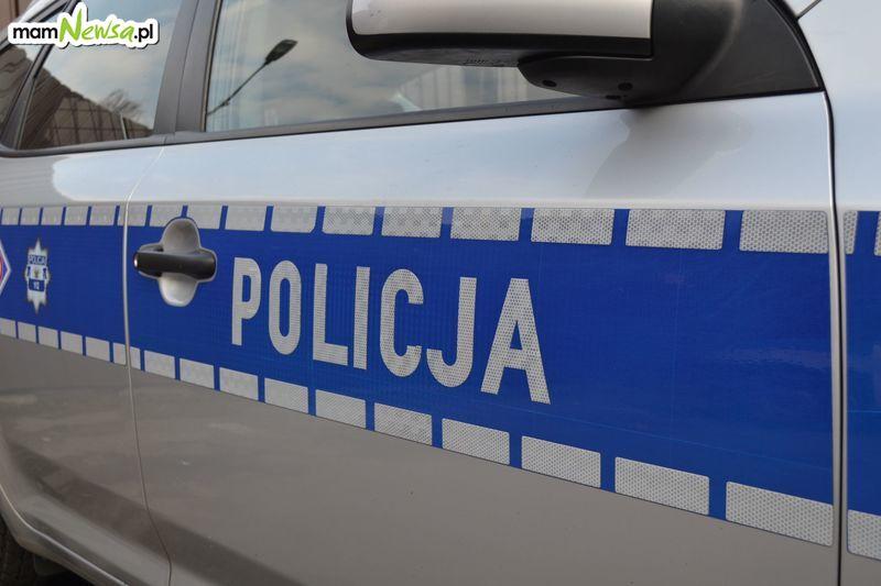 Po pościgu policjanci zatrzymali pijanego kierowcę