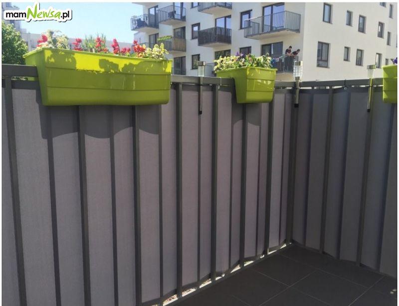 Maty balkonowe szyte na wymiar