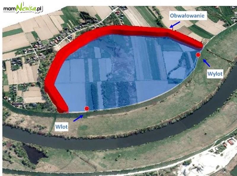 W 13 gminach powstaną zbiorniki przeciwpowodziowe