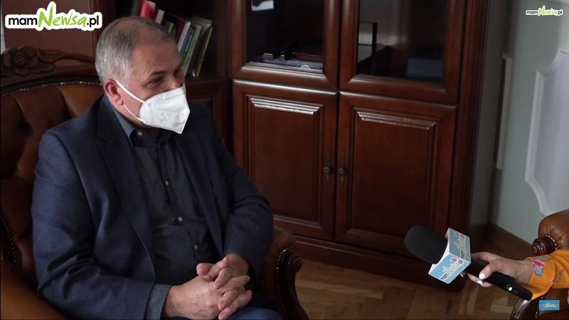 Burmistrz Andrychowa o pożyczce dla Andrychowskiej Elektrociepłowni. Co za nią kupią i od kogo?