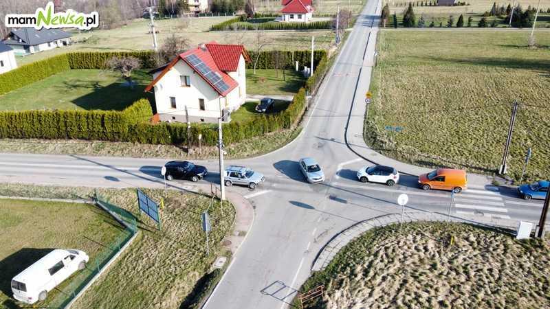 Na tym skrzyżowaniu w Andrychowie powstanie rondo turbinowe [AKTUALIZACJA]