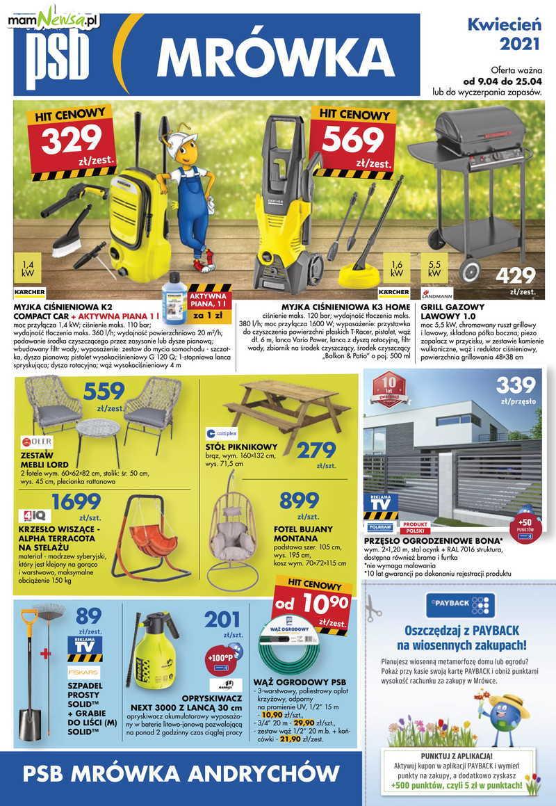 Nowa gazeta PSB Mrówka w Andrychowie