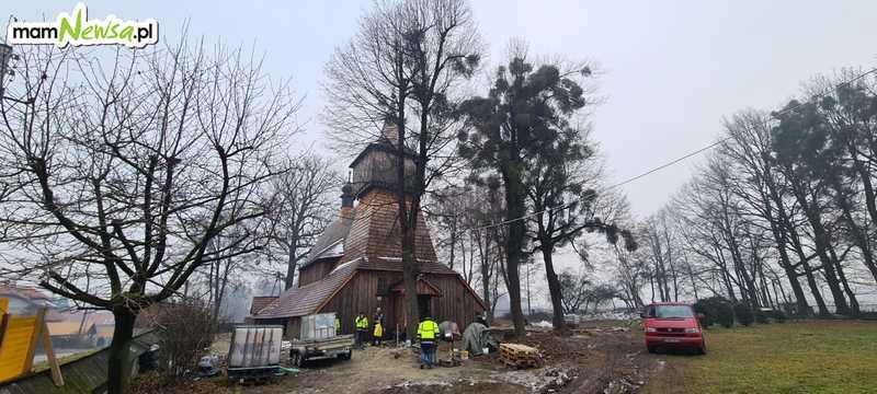 Kolejne pieniądze na remont zabytkowego kościoła w Nidku