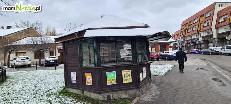 Znikające kioski w Andrychowie