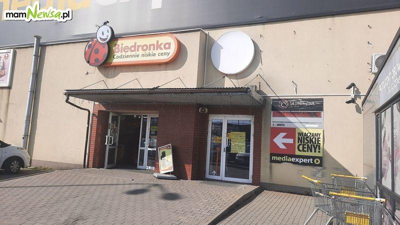 Biedronka w Andrychowie do remontu. Będzie zamknięta