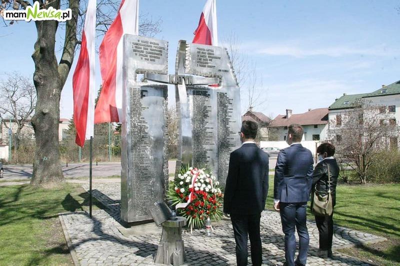 W Wadowicach upamiętniono ofiary katastrofy pod Smoleńskiem