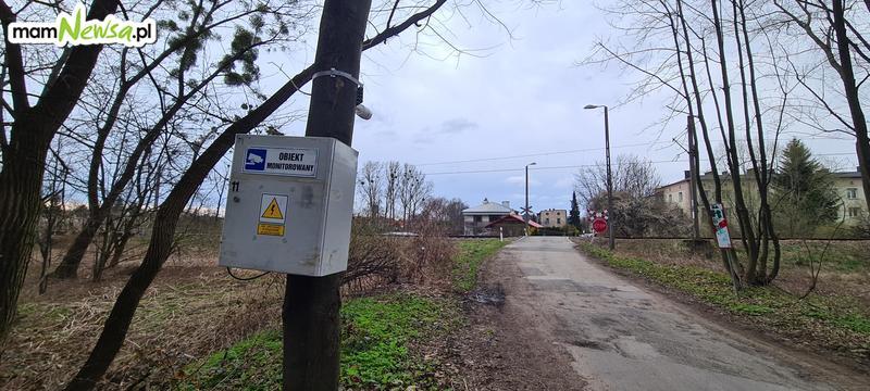 Tajemnicze nowe kamery w Andrychowie. Wyjaśniamy o co chodzi