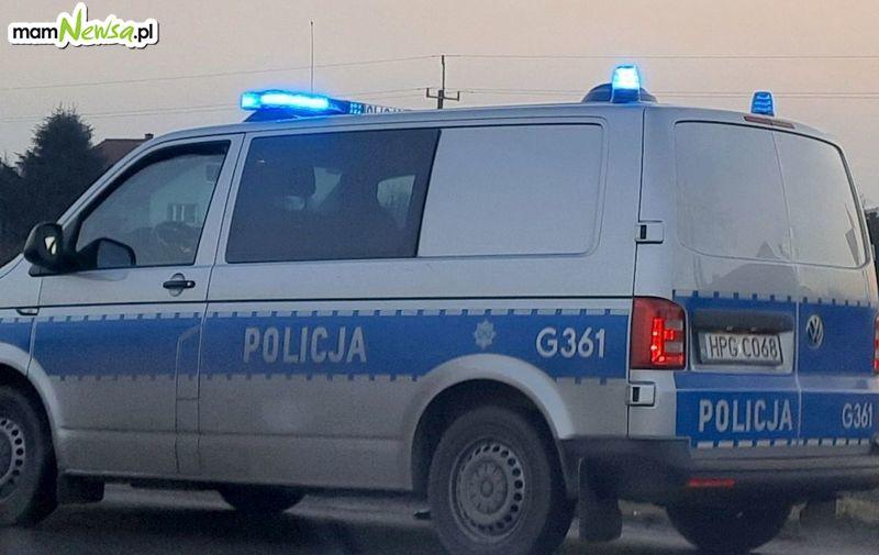 Policja zatrzymała mężczyznę podejrzewanego o wykorzystanie seksualne nastolatki