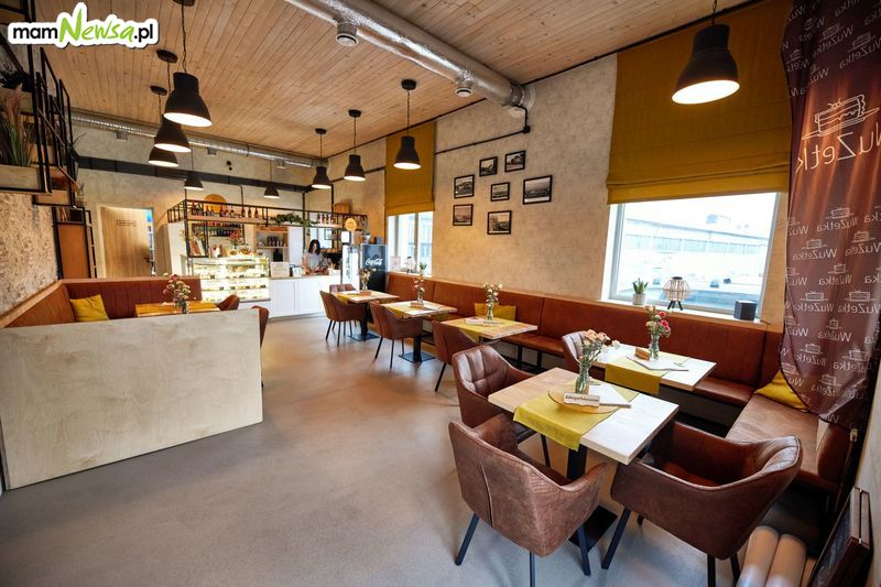 Kawiarnia Wuzetka - wyjątkowe miejsce w Andrychowie