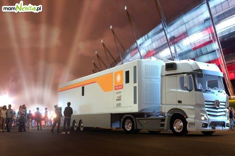 Firma z Witkowic wyprodukuje nowy wóz transmisyjny dla Polsatu