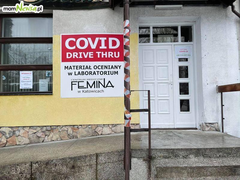Punkt wymazowy COVID-19 w Roczynach