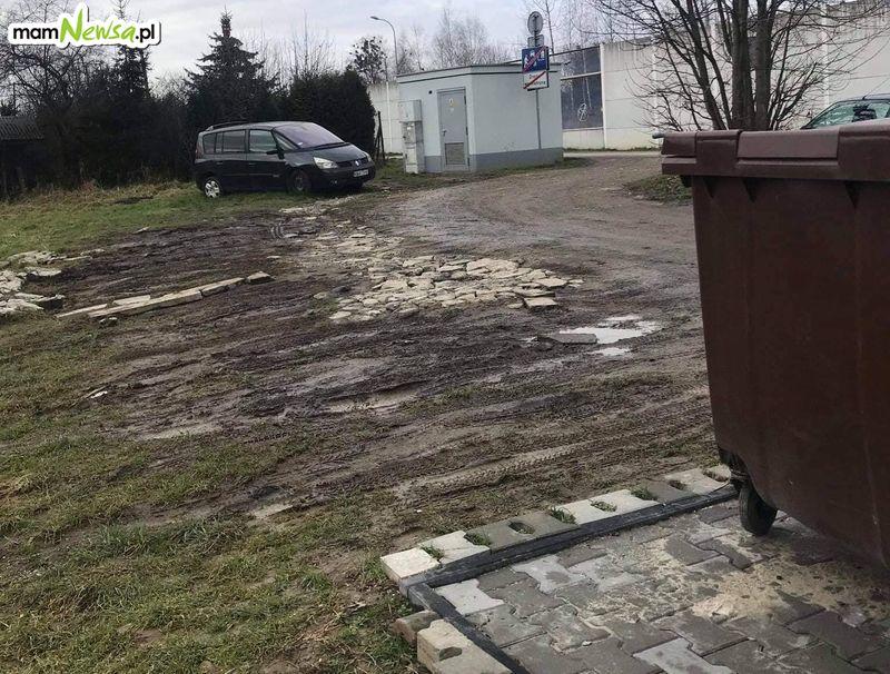 Nie tak powinno wyglądać to osiedle [FOTO]